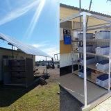 5kw de energía solar 6kw fuera de la red Home System / Sistema Solar fuera de la Red / PÅ NÄ Solar Tet (Austria, Pakistán, Africa mercado).