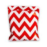 Красный конфеты полосы бумаги на день рождения подарочный пакет (YH-PGB145)