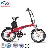 Складывание Lianmei города велосипедов с электроприводом