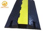 Serviço Pesado 1000*580*120mm borracha exterior um canal a rampa do protector de cabo