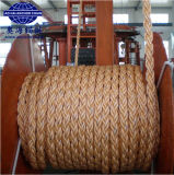 Diam. 72mm Double-Layer Poliamida/polipropileno/poliéster cordas de amarração