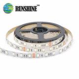 Ce EMC LVD RoHS de Vijf RGB LEIDENE van de Garantie van de Jaar Flex Kabel van de Strook
