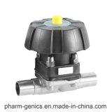 Válvula de membrana tensada, válvula de control de neumáticos
