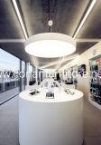 Ausstellungsstand für Einzelhandelsgeschäft-Dekoration, Bildschirmanzeige-Zahnstange
