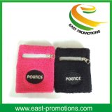 Zipper Pocket Sweat Band