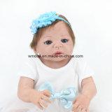 完全なシリコーンの生まれ変わる人形のリアルな新生の赤ん坊の子供のための顧客用ビニールの人形