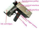 Máquina de impressão Handheld do Inkjet para o caso de madeira (LX-5400S)