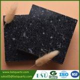 Искусственний гранит смотря черный камень кварца
