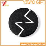 Comercio al por mayor baratos logotipo promocional personalizado papel estaño metal distintivo botón Pin