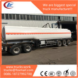 depósito de gasolina do reboque do petróleo do depósito de gasolina 40000liters do aço 4axles inoxidável