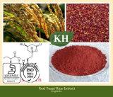 Extrait rouge de riz de levure/riz rouge de levure/levure rouge de riz