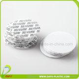 Botella plástica de la medicina del animal doméstico 250ml del empaquetado plástico con el casquillo plástico