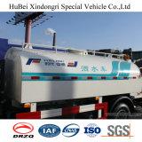 camion dello spruzzatore di consegna dell'acqua dell'euro 3 di 5cbm 5ton Foton Forland