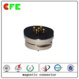 Customized 5pin Magnet Masculino e feminino Pogo Pin Conncetor