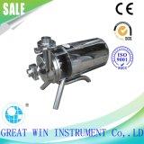 ステンレス鋼衛生CIPの自動プライミングポンプ(GW-315A)