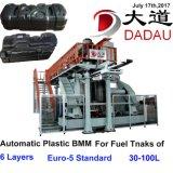 Máquina de sopro plástica automática para os depósitos de gasolina do padrão Euro-5