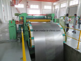 Preço da tira de metal automática chinesa que corta e máquina do rebobinamento