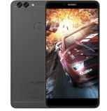 Original Cellhone Bluboo double caméra Mtk6737t 6,0 5,5 pouces à quatre cœurs Android téléphone mobile 2G RAM 16g ROM 1920x1080 pixels noir Smart Phone