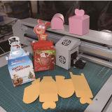 Hohe Präzisions-stempelschneidene Maschine, die Flachbettscherblock verpackt