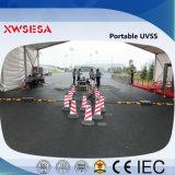 (UVSS) 임시 검사를 위한 차량 (UVIS) 감시 시스템 Portable의 밑에