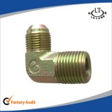 90 degrés Elbow Jic Male 74 Degree O-Ring Adapters