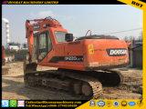 Excavador usado 220LC-7, excavador usado 220LC-7 de la rueda de Doosan del material de construcción