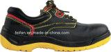 新しい流行の革人の安全靴