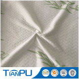 Tela de tiquetaque do colchão de bambu da Anti-Poeira St-Tp005