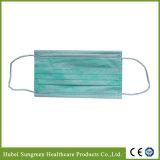 Maschera di protezione non tessuta a gettare medica per uso dell'ospedale