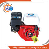 ガソリン機関の高性能の保証6.5HP