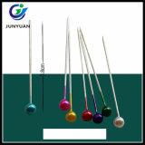 Los personales de QC aseguran el Pin largo de la solapa de la aguja de la calidad