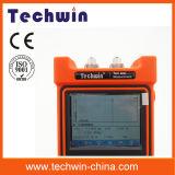 Тестер Techwin оптического волокна Reflectmeter временного интервала высокого качества 2100 OTDR