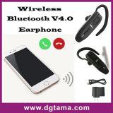 붙박이 마이크와 귀 훅을%s 가진 Bluetooth 무선 헤드폰