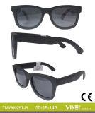 Qualitäts-handgemachtes Cer-anerkannte hölzerne Sonnenbrillen (257-A)