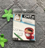 Diseño personalizado Imprimir Etiqueta Autoadhesiva con Chitchats