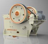 Grande triturador de mandíbula para triturar minerais com gran capacidade Capcity (JC160)