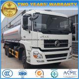 Caminhão de petroleiro 20000 litro do combustível de Dongfeng 6X4 20t caminhão do transporte do petróleo da alta qualidade