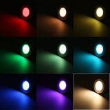 RGB LED Luz Puck