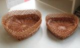 Cesta natural hecha a mano de la flor del sauce de la alta calidad (BC-CT1218)