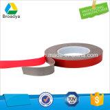 고강도 두 배 편들어진 용해력이 있는 접착성 아크릴 거품 테이프 (BY5064G)