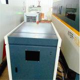 Enclosed машина лазера волокна с таблицей обменом
