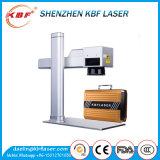 marcador de fibra óptica portátil do laser 20W com Ce FDA