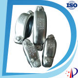 Fundição do tubo China Clamp on Shaft Coupling