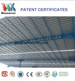 Anti tetto di mattonelle di corrosione UPVC (isolamento eccellente)