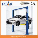 Zwei Pfosten-Entwurfs-hydraulischer Auto-Aufzug mit 4000kgs