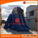 2018 Escorrega insufláveis/ almofada insuflável Super Slip n Slide (T11-098)