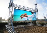옥외 임대료를 위해 스크린을 광고하는 고해상 P5 풀 컬러 LED