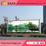Publicidad de la pantalla de visualización al aire libre de la pantalla/LED del anuncio publicitario LED de P10mm/P16mm/P20mm