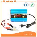 Chargeur de batterie automatique de la CE 12V 10A de Suoer (DC-1210A) &#160 ;