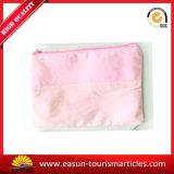 専門の明白な化粧品はカスタム明白なカラー化粧品袋を袋に入れる